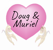 Doug and Muriel testiomial heart