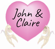 Love heart john and claire